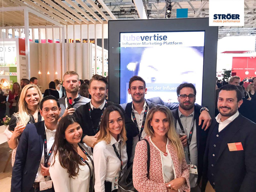 Ströer Mobile Performance at dmexco