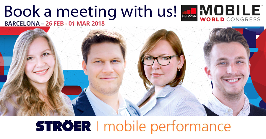Stroeer Mobile Performance MWC 18