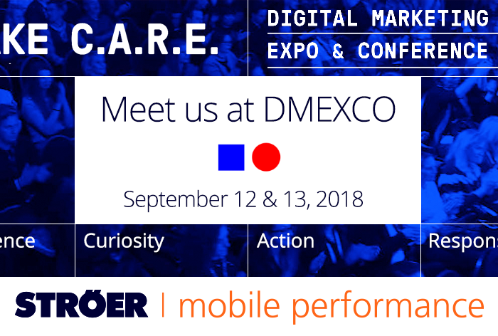 dmexco 2018 Ströer Mobile Performance