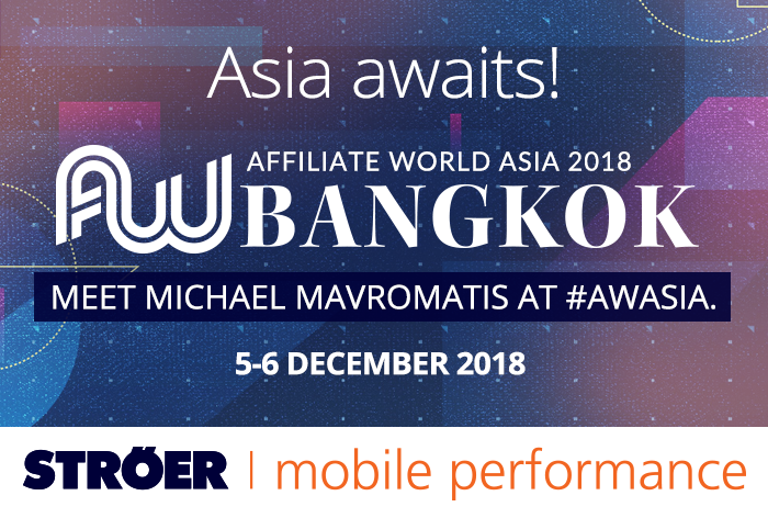 Affiliate World Asia Ströer Mobile Performance