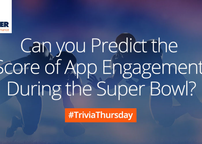 App Engagement During Super Bowl