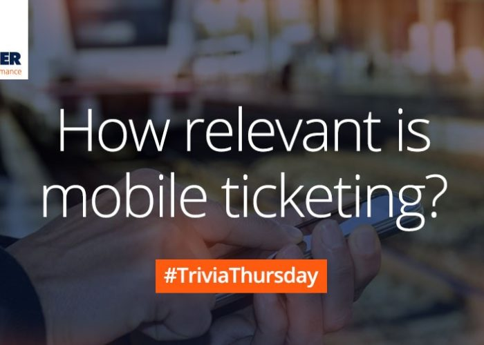 triviathursday mobile ticketing