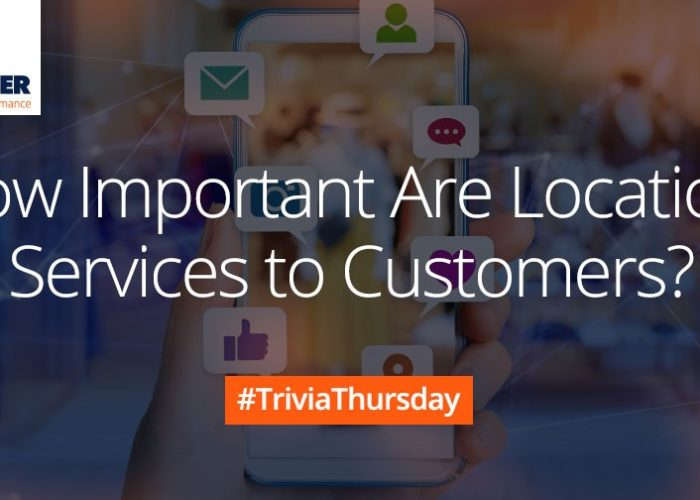 Trivia Thursday Location Services